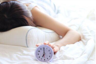 ダイエットには睡眠も関係する!?